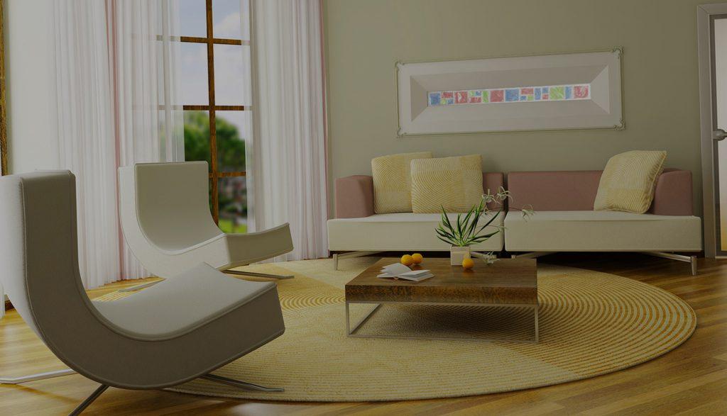 نصب و اجرای دکور خانگی مدرن